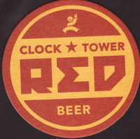 Beer coaster clocktower-1