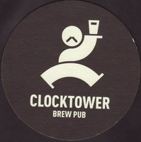 Beer coaster clocktower-1-zadek