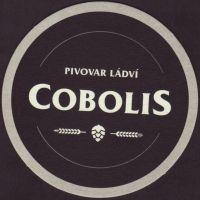 Beer coaster cobolis-pivovar-ladvi-2-oboje-small