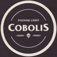 Beer coaster cobolis-pivovar-ladvi-2-small