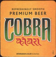 Beer coaster cobra-9-small