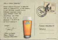 Beer coaster columbia-2-zadek-small