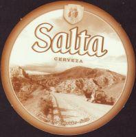 Beer coaster compania-cervecerias-unidas-argentina-2