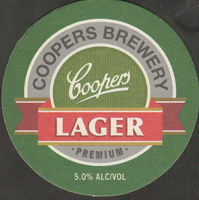Beer coaster coopers-10-small