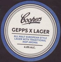 Beer coaster coopers-35-zadek-small
