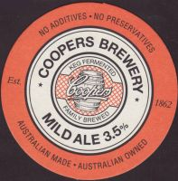 Beer coaster coopers-38-oboje-small