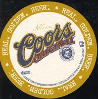 Pivní tácek coors-1