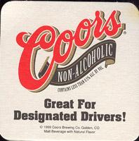 Pivní tácek coors-10-oboje