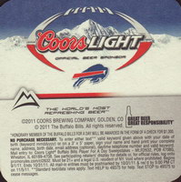 Beer coaster coors-106-zadek-small