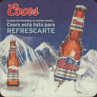 Beer coaster coors-107-small