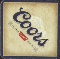 Beer coaster coors-116-small