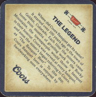 Beer coaster coors-116-zadek-small