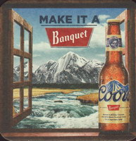 Beer coaster coors-125-small