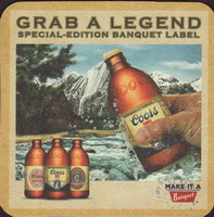 Beer coaster coors-134-small