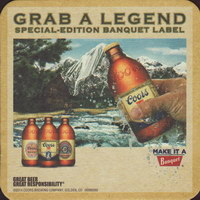 Beer coaster coors-134-zadek-small