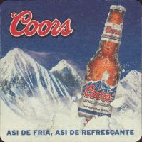 Beer coaster coors-145-small