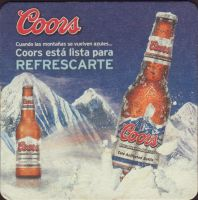 Beer coaster coors-145-zadek-small