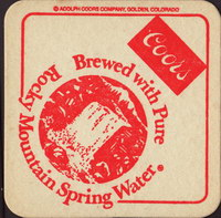 Beer coaster coors-45-zadek-small