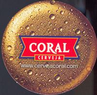 Pivní tácek coral-2