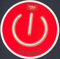 Pivní tácek coral-4