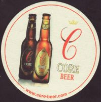 Beer coaster core-beer-1-zadek-small