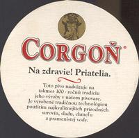 Beer coaster corgon-22-zadek