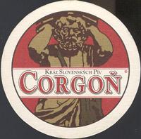 Beer coaster corgon-22