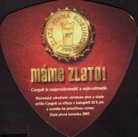 Beer coaster corgon-29-zadek-small
