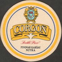 Beer coaster corgon-30-small