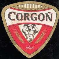 Beer coaster corgon-4