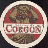 Beer coaster corgon-8