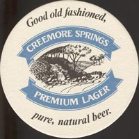 Beer coaster creemore-springs-1