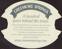 Beer coaster creemore-springs-11-zadek