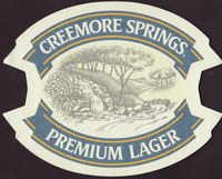 Beer coaster creemore-springs-13