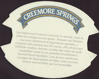 Beer coaster creemore-springs-13-zadek