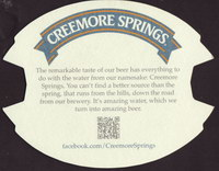 Beer coaster creemore-springs-14-zadek