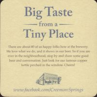 Beer coaster creemore-springs-17-zadek-small