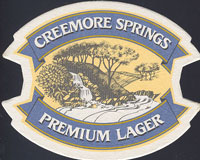 Beer coaster creemore-springs-3
