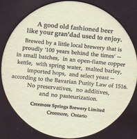 Beer coaster creemore-springs-6-zadek-small