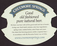 Beer coaster creemore-springs-7-zadek-small