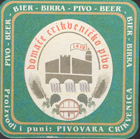 Pivní tácek crikvenica-1