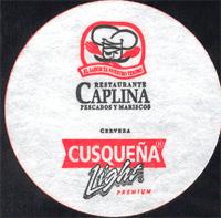Beer coaster cusquena-11