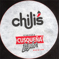 Beer coaster cusquena-18