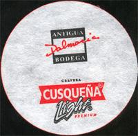 Beer coaster cusquena-20