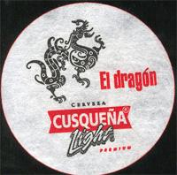 Beer coaster cusquena-22