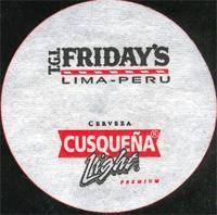 Beer coaster cusquena-24
