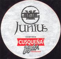 Beer coaster cusquena-26