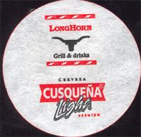 Beer coaster cusquena-27