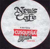 Beer coaster cusquena-29