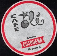 Beer coaster cusquena-3